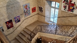 11072014 St Antonin 37eme salon art contemporain 2