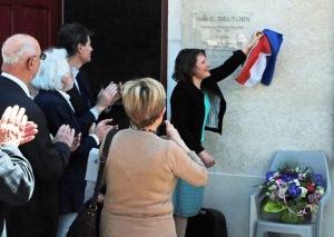 20160521 Cazals inauguration Ernestine