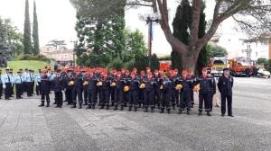 20160611 Montauban ceremonie pompiers